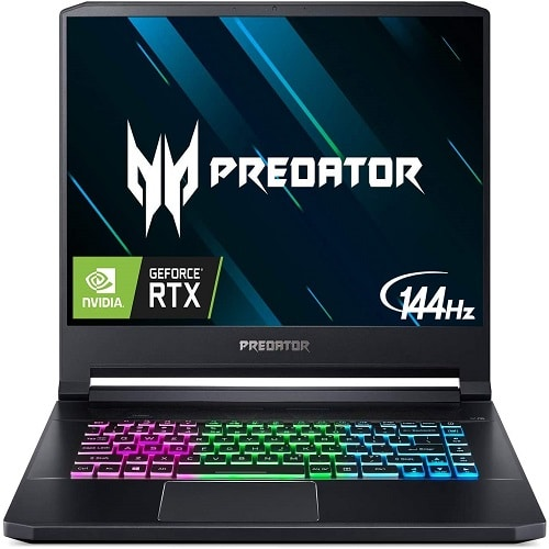 ACER PREDATOR TRITON 500 BEST LAPTOPS FOR RUNESCAPE
