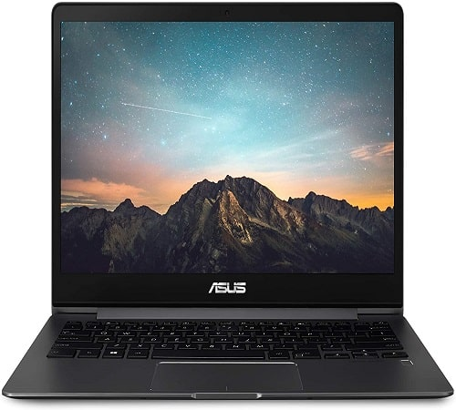 ASUS ZenBook 13 BEST LAPTOPS FOR LAWYERS