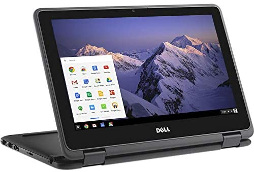 Dell Inspiron 11 Convertible 2 in 1 Chromebook
