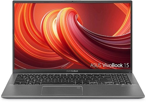 Asus VivoBook 15 - A REMARKABLE LAPTOP ON THIS LIST