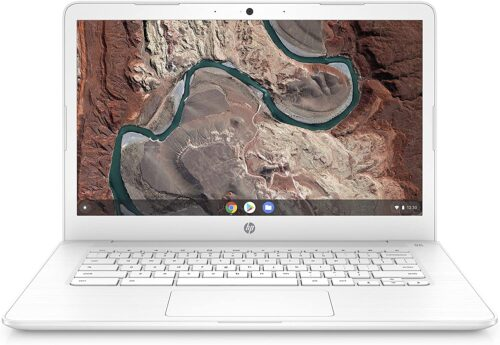 HP Chromebook 14-Inch Laptop with 180