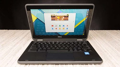 Dell Chromebook 3189 Educational 2 in 1