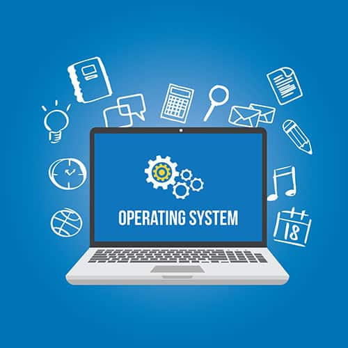operating system software computer laptop Online Jobs