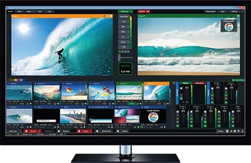 Vmix Best Live Streaming Software