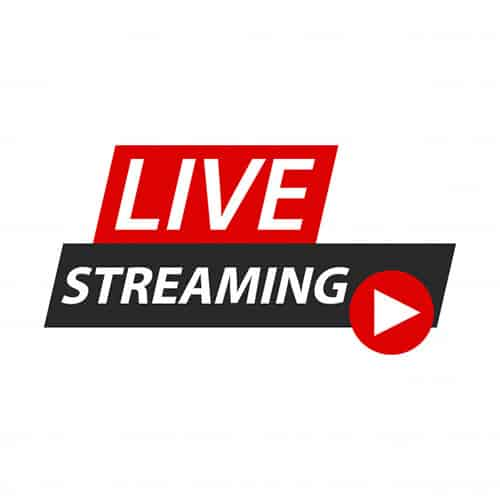 Live streaming: