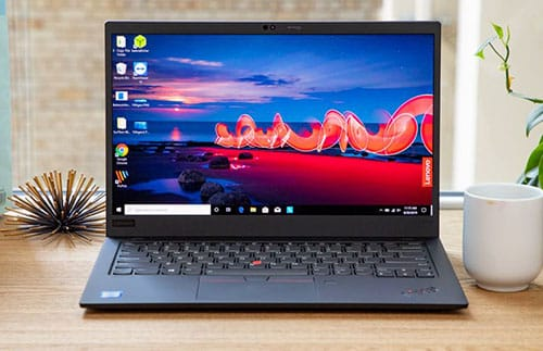 Lenovo ThinkPad x1 Carbon Best Laptops for Writers