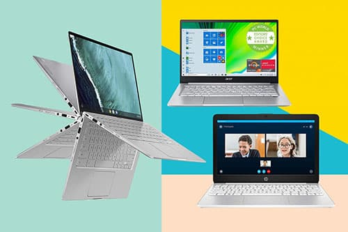 Thin and light Weight laptops for Online Education