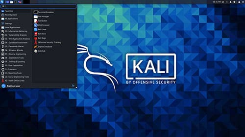 KALI LINUX for Ethical Hacking