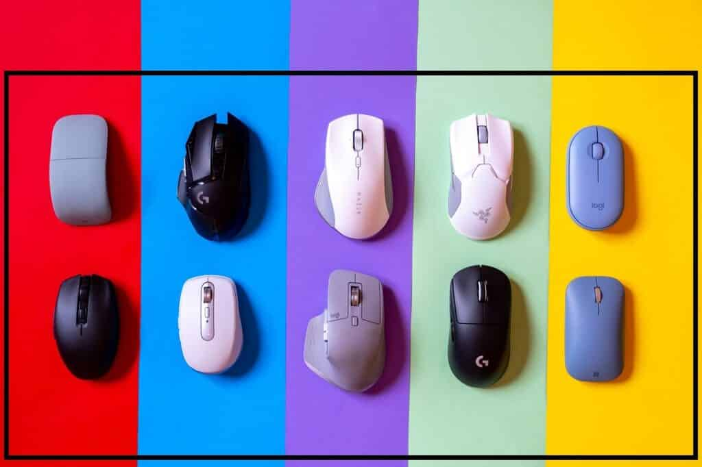 10 Best Mouse For Photoshop Ultimate Buying Guide in 2021