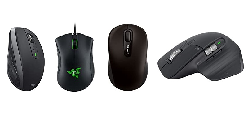 Best Mouse For Graphic Design Ultimate Buying Guide 2021