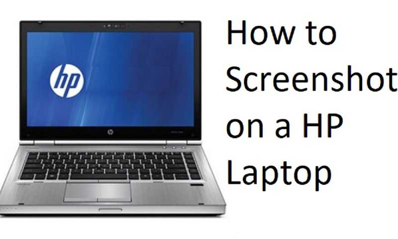How to Screenshot on a HP Laptop